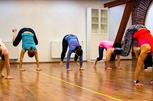 Skupinové cvičení s fyzioterapeuty dle výběru