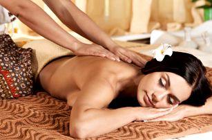 50% sleva na Thajskou masáž dle výběru v novém salonu Atelier Kotlár