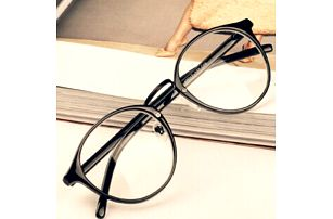 Módní kulaté nedioptrické brýle - dodání do 2 dnů