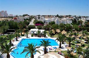 Tunisko - Port El Kantaoui na 8 až 13 dní, polopenze s dopravou letecky z Prahy