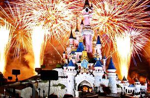 Báječný výlet do Disneylandu a Paříže na otočku
