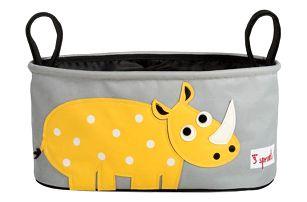 3 SPROUTS Organizér na kočárek Rhino