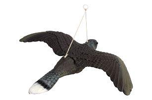 Zahradní strašák - letící pták