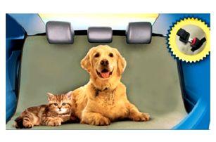 Praktická deka do auta pro Vaše mazlíčky! - VÝPRODEJ
