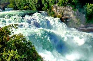 Švýcarsko: 3denní výlet z Prahy pro 1 os. k vodopádu Rheinfall