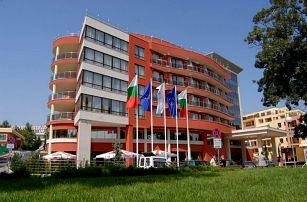Bulharsko - Nesebar na 8 až 13 dní, bez stravy s dopravou letecky z Prahy