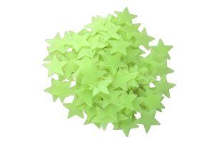 Svítící hvězdy na zeď - dodání do 2 dnů