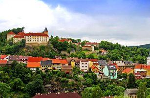 Penzion Volyňka na Šumavě s polopenzí pro dva
