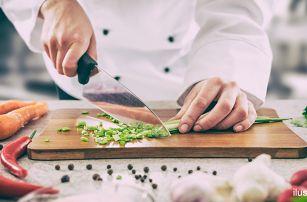 Kurz francouzské kuchyně ve škole Kuliner