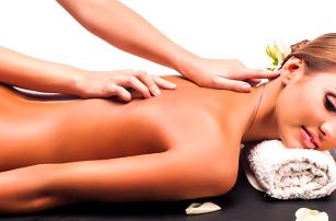 70 minut odpočinku při masáži v salonu Thai Sun