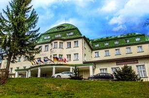 Krkonošská pohoda s wellness i all inclusive