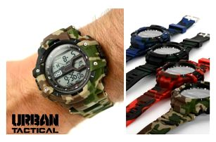 Pánské hodinky Urban Tactical