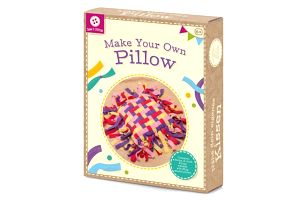 Vyrob si svůj vlastní polštář