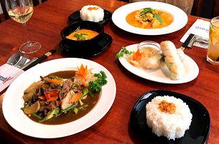 3chodové vietnamské menu dle výběru pro 2 osoby
