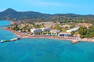 Řecko - Korfu na 11 dní, all inclusive s dopravou letecky z Prahy