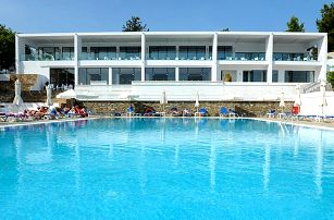 Řecko - Rhodos na 8 dní, all inclusive s dopravou letecky z Brna