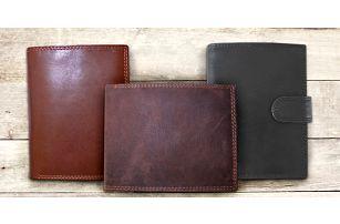 Pánské peněženky Ricardo Ramos v dárkové krabičce