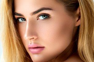 Permanentní make-up obočí technikou vláskování