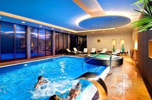 Wellness nebo gurmánský pobyt v hotelu PARK ****