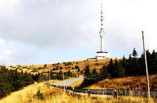 Pobyt pro 2 u Karlovy Studánky v Jeseníkách