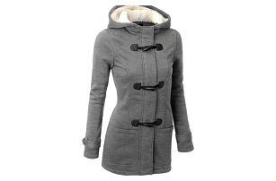 Teplý kabát - 6 barev