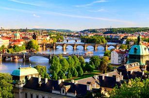 Hotel Meda **** v centru Prahy pro dva s dítětem do 6 let zdarma