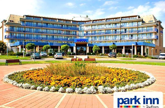 Sárvár luxusně: Hotel Park Inn**** s termálními lázněmi neomezeně + dítě zdarma