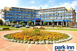 Maďarsko luxusně: Hotel Park Inn**** s termálními lázněmi neomezeně + dítě zdarma