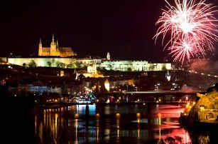 Silvestrovský pobyt na vlnách Vltavy s wellness