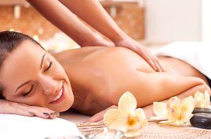 Profesionální zdravotní nebo regenerační masáže
