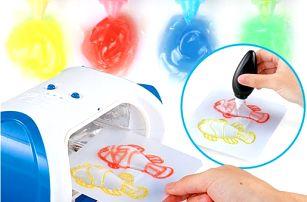 Magická 3D tiskárna pro děti