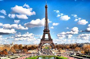 Za kouzly Paříže a Versailles: 1 noc se snídaní