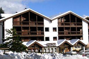 Itálie - Val di Fiemme/Obereggen na 5 až 8 dní, bez stravy s dopravou vlastní