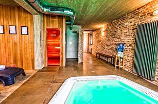 Luxusní ranč u Krakova s vířivkou a saunou