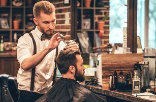 Péče o účes i vousy v Authentic Barber Shopu