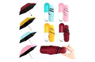 Skladný deštník Capsule