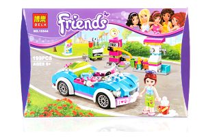 BELA Friends Mini kabriolet - 199 ks