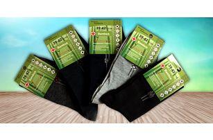 10 párů pánských bambusových ponožek