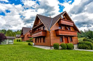 Wellness podzim v Levočské Dolině u Slovenského ráje