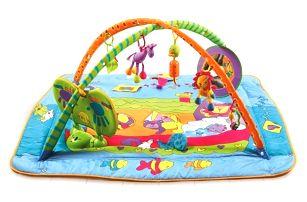 TINY LOVE Hrací deka s hrazdou Kick and Play