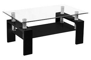 Konferenční stolek silvia, 100/45/60 cm