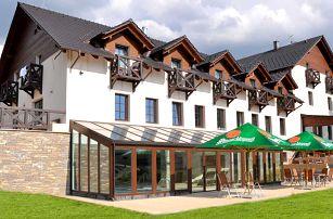 Hotel Kempa*** v Beskydech s wellness ve všední dny
