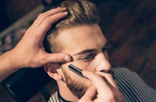 Jen pro pány: klasický barbershop na Vinohradech