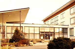 Luxusní pobyt pro dva ve Wellness hotelu Orlík****, bazén, sauna, masáž, dvouchodové večeře.