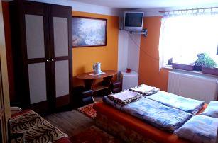Rodinný pobyt na Slovensku: 3-6 dní pro dva s polopenzí