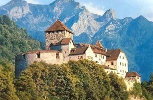Lichtenštejnsko - města i galerie: 3denní výlet pro 1 osobu