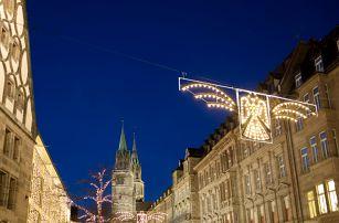 Adventní Norimberk: 1denní výlet pro 1 osobu s dopravou