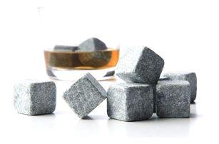 Whisky Stones: ledové kameny pro chlazení nápojů