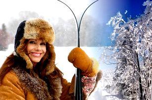 Zimní pobyt pro 1 osobu s polopenzí v penzionu Pastviny. Využití přes vánoce i Silvestr.