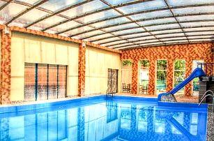 Malé Bielice s bazény, vířivkou i saunou